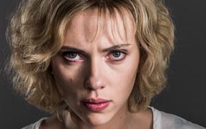 Scarlett Johansson in Believably Bloated Mode