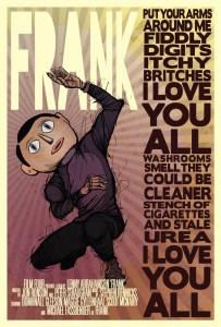 Frank Poster by Ryan Gajda